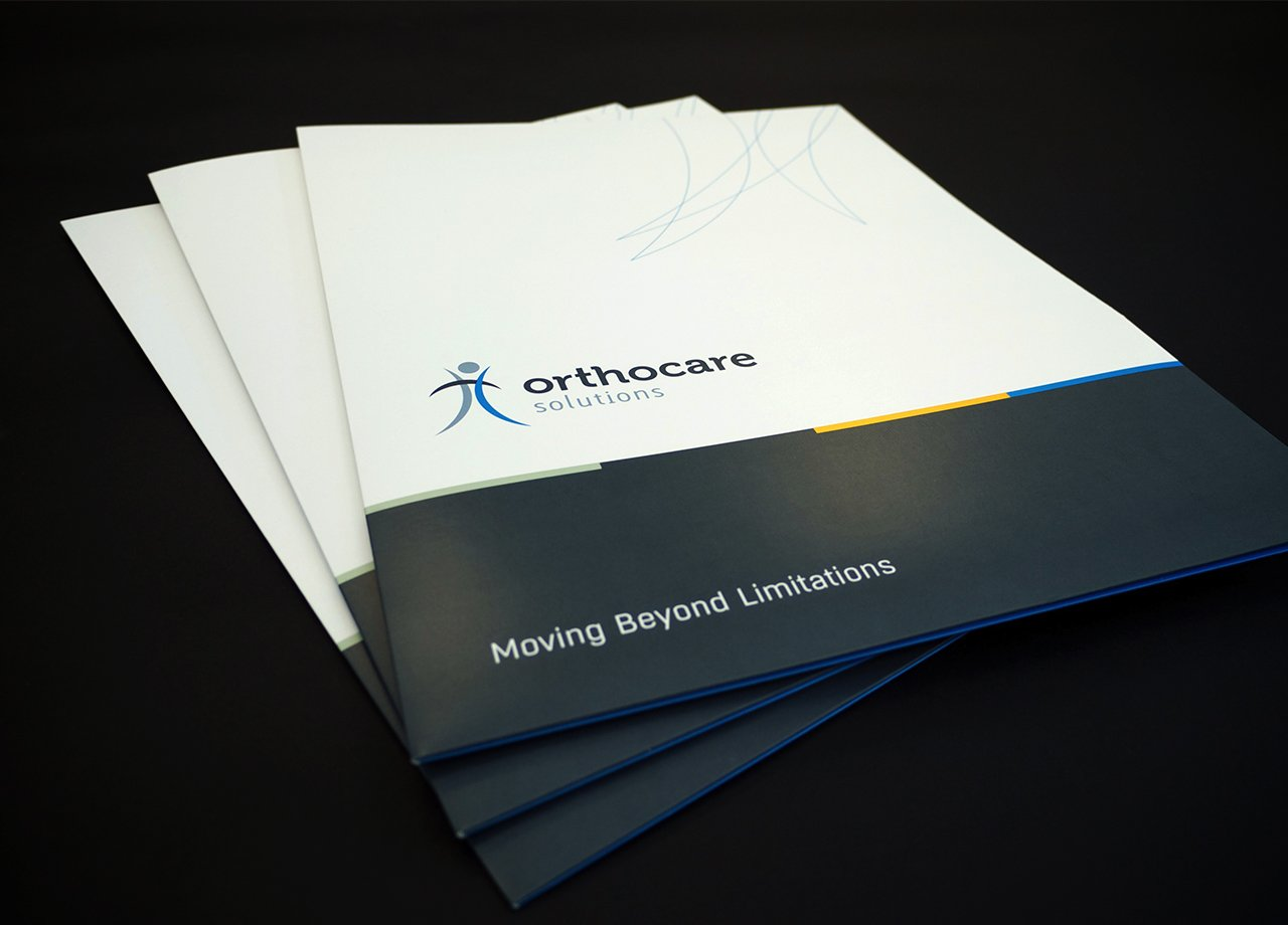 Orthocare Folders