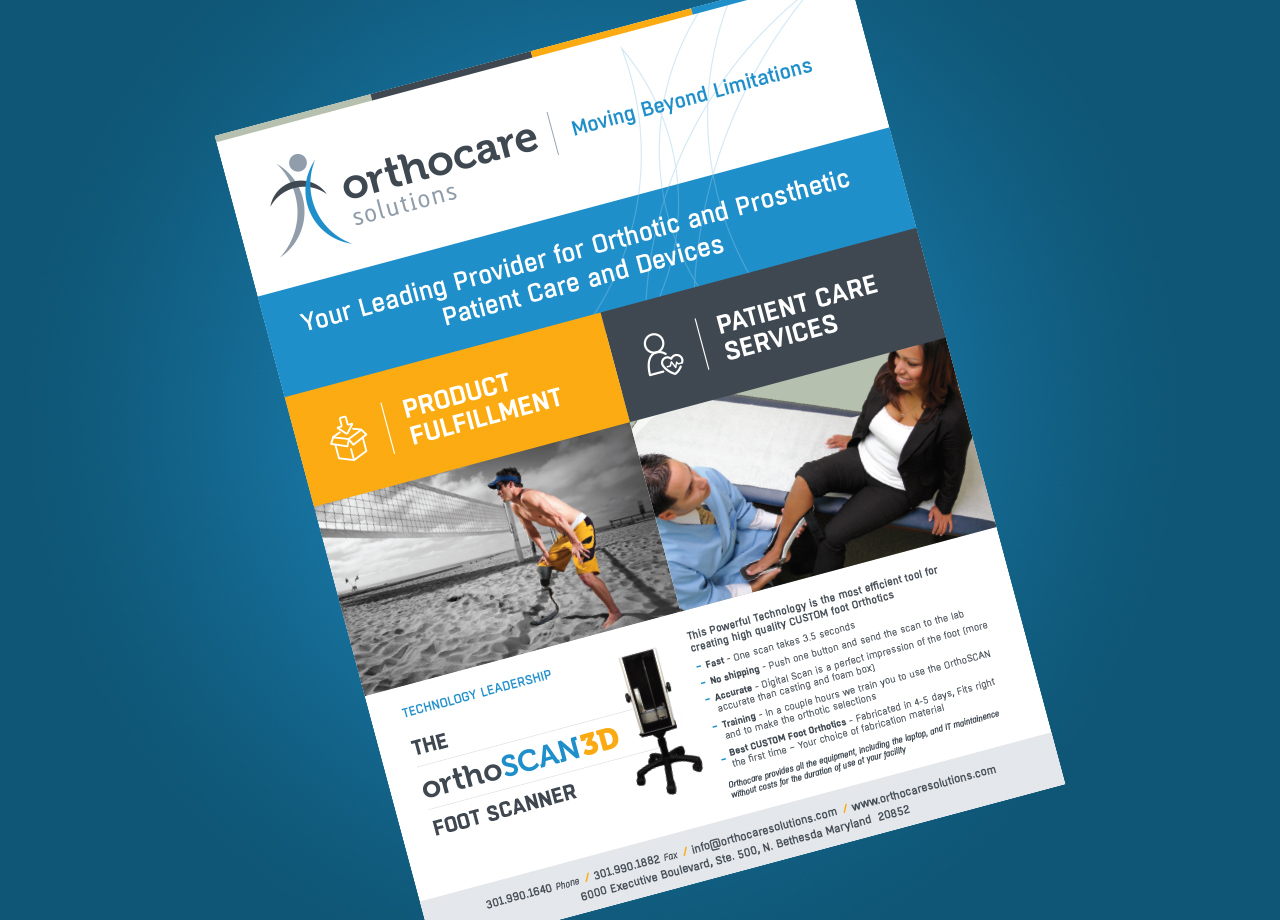 Orthocare Email